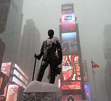 George M. Cohan Statue by umeimages