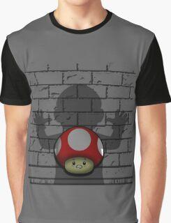 cornered Graphic T-Shirt