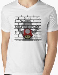 cornered Mens V-Neck T-Shirt