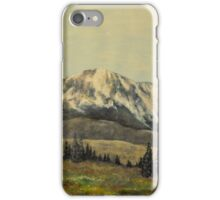 Gore Range iPhone Case/Skin