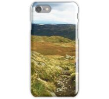 Walk to Haweswater in the Lake District, UK iPhone Case/Skin