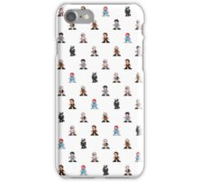 Bill Murray Pattern iPhone Case/Skin