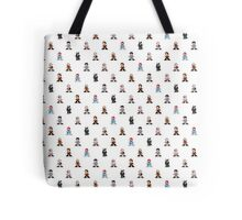 Bill Murray Pattern Tote Bag