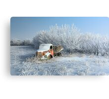 Waiting On Springs  Canvas Print