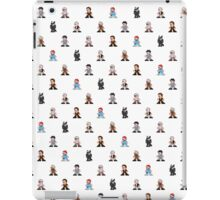 Bill Murray Pattern iPad Case/Skin