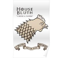 Bluth Chicken Poster