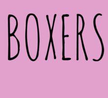 BOXER LOVE Sticker