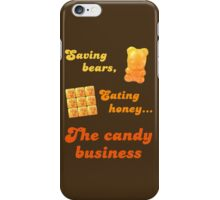 The Candy Business iPhone Case/Skin
