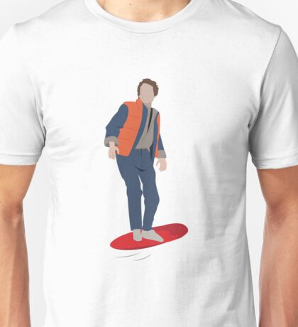 Back to the Future - Marty Mcfly Unisex T-Shirt