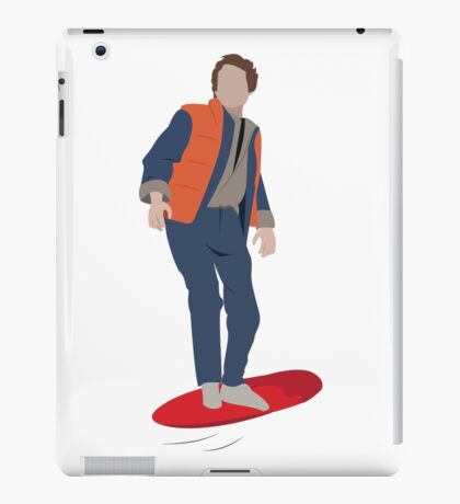 Back to the Future - Marty Mcfly iPad Case/Skin