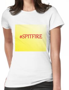 #SPITFIRE  Womens Fitted T-Shirt