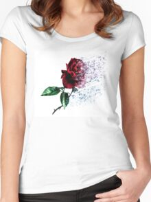 Every Rose Has ItsThorn Women's Fitted Scoop T-Shirt