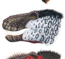 Triple rex Sticker