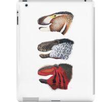 Triple rex iPad Case/Skin
