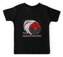 Quotes and quips - ain't that kind of movie, Bruv Kids Tee