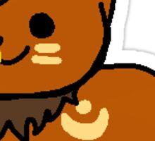 Neko Atsume Feral Druid 7 Sticker