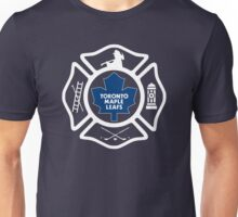 Toronto Fire - Maple Leafs style Unisex T-Shirt