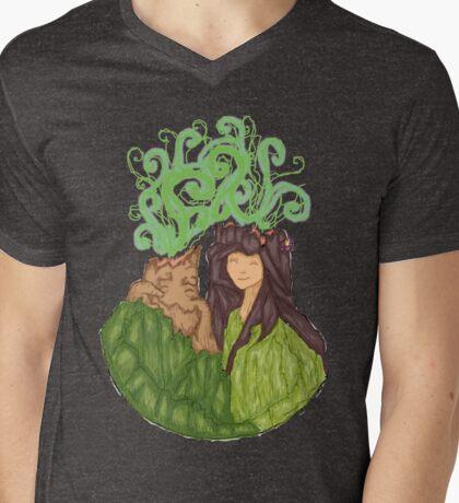 I wish I had some one to LAVA Mens V-Neck T-Shirt