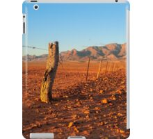 Outback Fence iPad Case/Skin