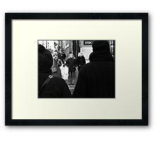 New York Street Photography 51 Framed Print