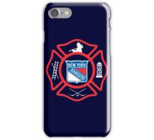 FDNY - Rangers style iPhone Case/Skin