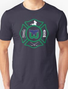 Hartford Fire - Whalers style T-Shirt