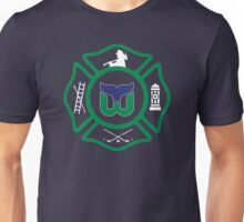 Hartford Fire - Whalers style Unisex T-Shirt