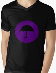 Penguin Insignia Mens V-Neck T-Shirt