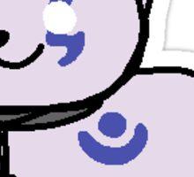 Neko Atsume Feral Druid 11 Sticker