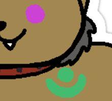 Neko Atsume Feral Druid 17 Sticker