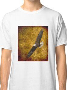 Eagle On Fire 2016 Classic T-Shirt