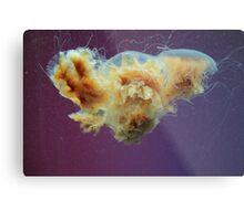 Swimming in a Purple Haze. Metal Print