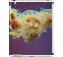 Swimming in a Purple Haze. iPad Case/Skin