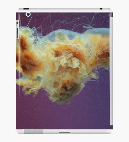 Swimming in a Purple Haze. iPad Case/Skin