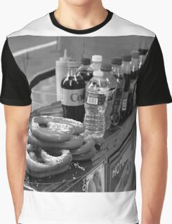 New York Street Photography 54 Graphic T-Shirt