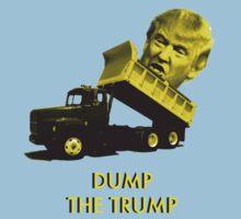 Dump the Trump Baby Tee