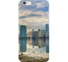 Miami Skyline iPhone Case/Skin
