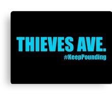 Thieves Ave. Canvas Print