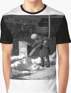 New York Street Photography 56 Graphic T-Shirt
