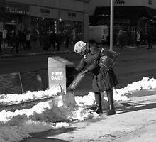 New York Street Photography 56 by Frank Romeo