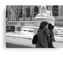 New York Street Photography 57 Canvas Print