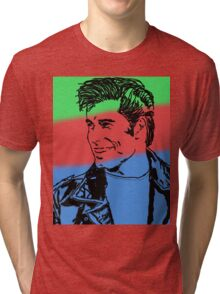 Color Travolta Tri-blend T-Shirt