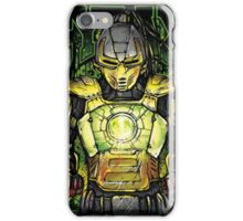 Cyrax Mortal Kombat iPhone Case/Skin