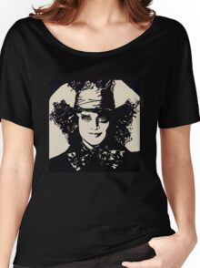 The Mad Hatter Women's Relaxed Fit T-Shirt