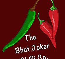 The Bhut Joker Chilli Co Black by aughtie