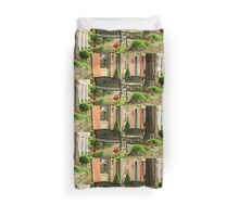 Augusta KY Benches Duvet Cover