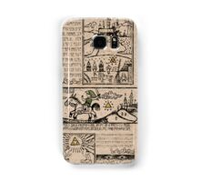 Hero of Time Tapestries Samsung Galaxy Case/Skin