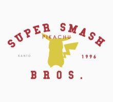 Pikachu - Super Smash Bros. by Elysian Shop