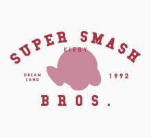 Kirby - Super Smash Bros. by Elysian Shop