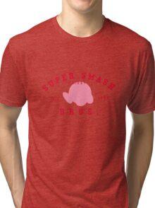 Kirby - Super Smash Bros. Tri-blend T-Shirt